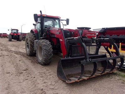 Detail photo of 2014 Case IH PUMA145 from Construction Equipment Guide