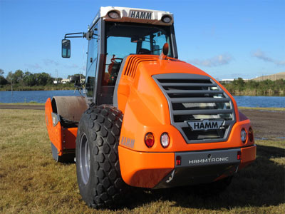 Detail photo of 2015 Hamm H13ix from Construction Equipment Guide