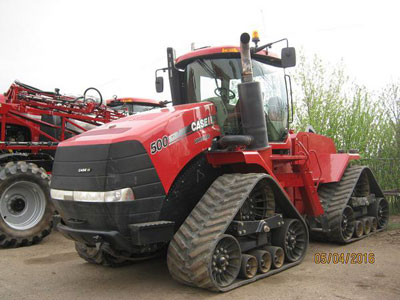 Detail photo of 2011 Case IH 500Q from Construction Equipment Guide