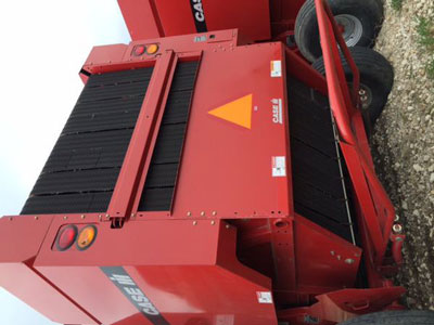 Detail photo of 2006 Case IH RBX563 from Construction Equipment Guide