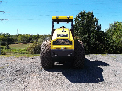 Detail photo of 2016 Bomag BW211D-50 from Construction Equipment Guide