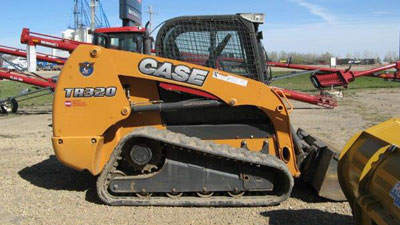 Detail photo of 2012 Case TR320 from Construction Equipment Guide