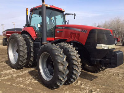 Detail photo of 2008 Case IH MAG245 from Construction Equipment Guide