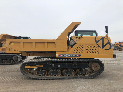 Detail photo of 2016 Morooka MST2200VDR from Construction Equipment Guide