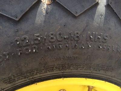 Detail photo of 2015 John Deere 5075E from Construction Equipment Guide