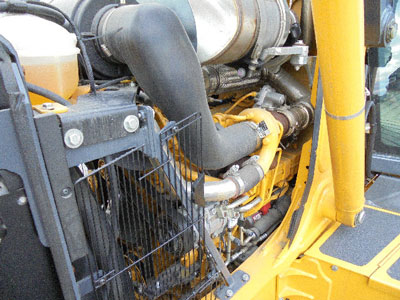 Detail photo of 2016 John Deere 310L from Construction Equipment Guide