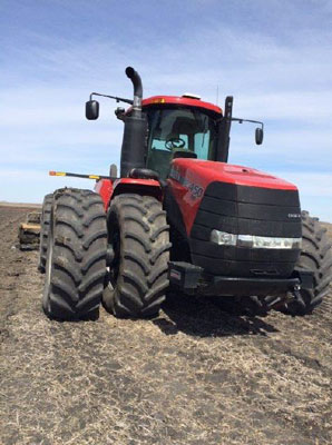Detail photo of 2014 Case IH 450W from Construction Equipment Guide