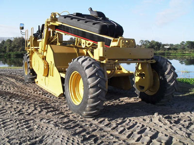 Detail photo of 2007 Caterpillar RM300 from Construction Equipment Guide