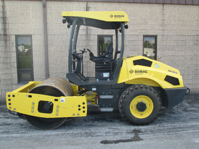 Detail photo of 2016 Bomag BW145DH-5 from Construction Equipment Guide