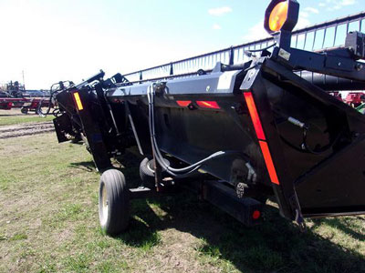 Detail photo of 2008 AGCO DH25-30 from Construction Equipment Guide