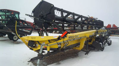 Detail photo of 2005 HONEY BEE SP36 from Construction Equipment Guide