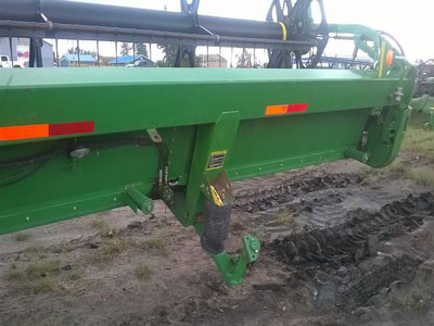 Detail photo of 2005 John Deere 936 from Construction Equipment Guide