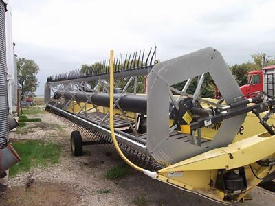 Detail photo of 1999 HONEY BEE SP30 from Construction Equipment Guide