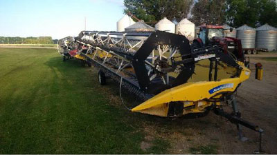 Detail photo of 2011 New Holland 88C-30 from Construction Equipment Guide