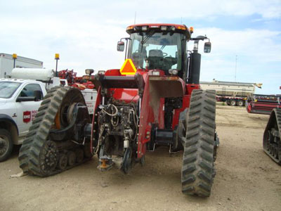 Detail photo of 2013 Case IH 400Q from Construction Equipment Guide