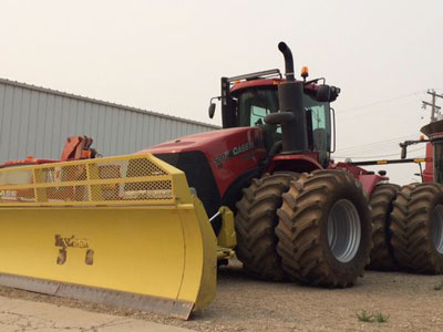 Detail photo of 2015 Case IH 500W from Construction Equipment Guide