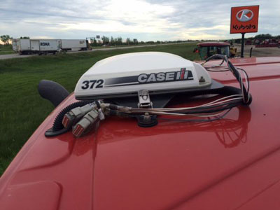 Detail photo of 2012 Case IH MAG290 from Construction Equipment Guide