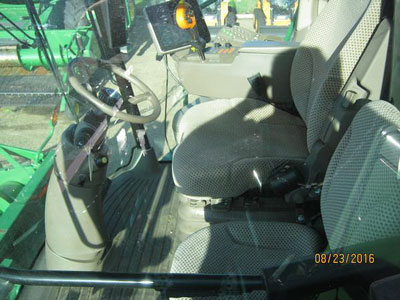 Detail photo of 2013 John Deere S680 from Construction Equipment Guide