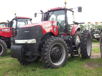 Detail photo of 2013 Case IH MAG290 from Construction Equipment Guide