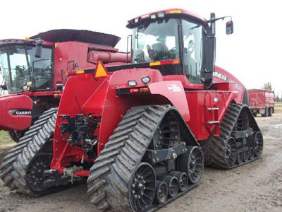 Detail photo of 2012 Case IH 550Q from Construction Equipment Guide