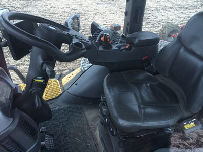 Detail photo of 2013 AGCO MT875C from Construction Equipment Guide