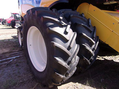 Detail photo of 2012 New Holland CX8090 from Construction Equipment Guide