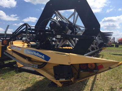 Detail photo of 2009 New Holland 94C-40 from Construction Equipment Guide