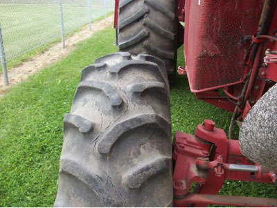 Detail photo of 2002 Case IH 2388 from Construction Equipment Guide