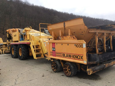 Detail photo of 1999 Blaw Knox MC30 from Construction Equipment Guide