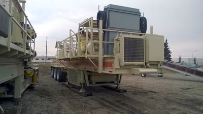 Detail photo of 2001 Metso HP300IOC from Construction Equipment Guide