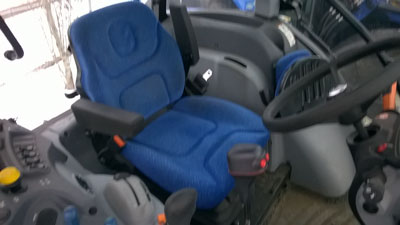 Detail photo of 2013 New Holland T5.95 from Construction Equipment Guide