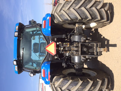 Detail photo of 2010 New Holland T7030 from Construction Equipment Guide