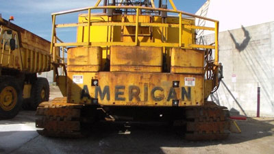 Detail photo of 1980 American 7260 from Construction Equipment Guide