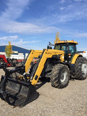 Detail photo of 2013 AGCO MT585D from Construction Equipment Guide