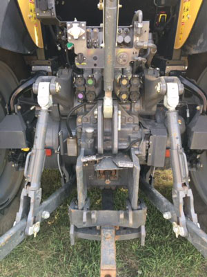 Detail photo of 2013 AGCO MT575D from Construction Equipment Guide