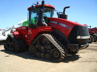 Detail photo of 2016 Case IH 540Q from Construction Equipment Guide