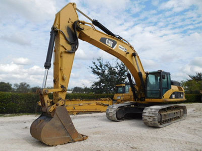 2008 CATERPILLAR 330DL