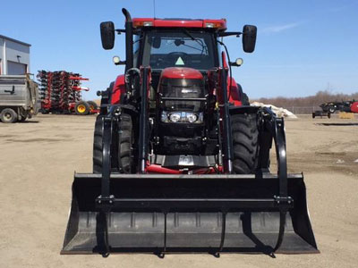 Detail photo of 2015 Case IH PUMA150 from Construction Equipment Guide