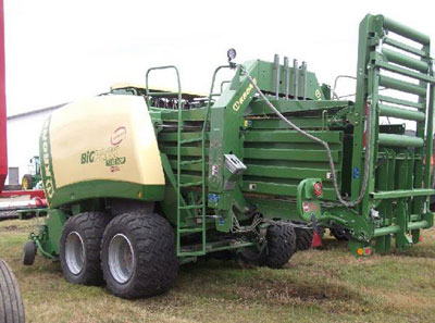 Detail photo of 2015 Krone 1290 from Construction Equipment Guide