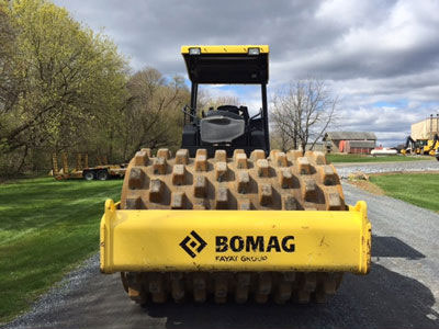 Detail photo of 2015 Bomag BW211PD-50 from Construction Equipment Guide