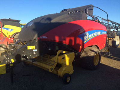 Detail photo of 2015 New Holland BB340S from Construction Equipment Guide