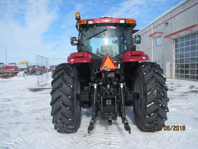 Detail photo of 2013 Case IH PUMA185 from Construction Equipment Guide