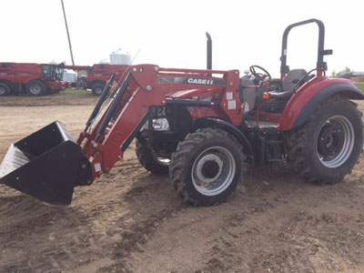 Detail photo of 2016 Case IH FARM75C from Construction Equipment Guide
