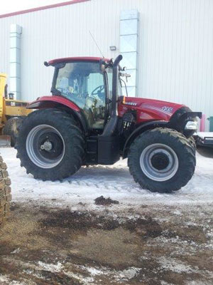Detail photo of 2015 Case IH MAX135 from Construction Equipment Guide