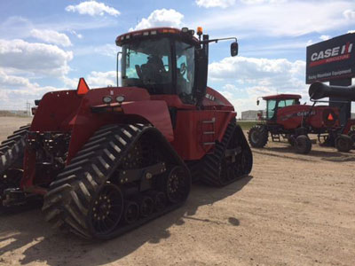 Detail photo of 2014 Case IH 580Q from Construction Equipment Guide