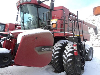 Detail photo of 2013 Case IH 8230 from Construction Equipment Guide