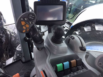 Detail photo of 2011 New Holland T7.235 from Construction Equipment Guide