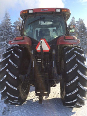 Detail photo of 2011 Case IH PUMA185 from Construction Equipment Guide