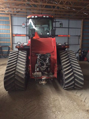 Detail photo of 2014 Case IH 450Q from Construction Equipment Guide