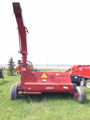 Detail photo of 2005 Case IH FHX300 from Construction Equipment Guide